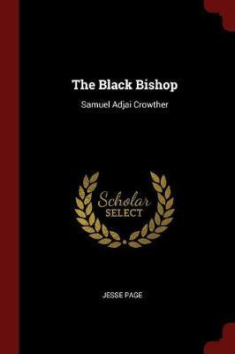 The Black Bishop by Jesse Page image