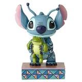 Disney Traditions: Stitch (Personality Pose) - Strange Lifeforms Statue