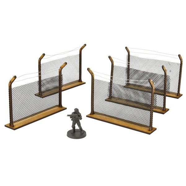 The Walking Dead: Chain Link Fences