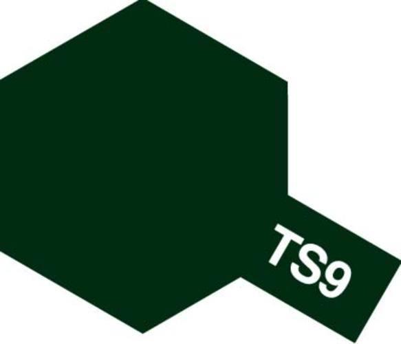 Tamiya TS-9 British Green - 100ml Spray Can