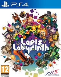Lapis x Labyrinth X Limited Edition for PS4