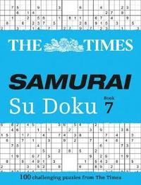 The Times Samurai Su Doku 7 by The Times Mind Games