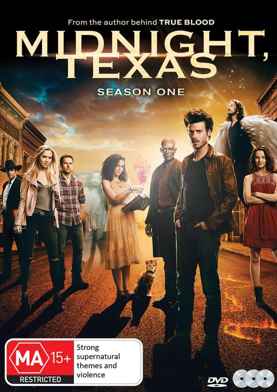 Midnight Texas Season One on DVD