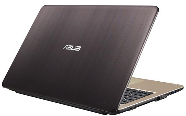 """ASUS X540UA-GQ806T 15.6"""" i3-7020U 4GB 1TB W10Home"""
