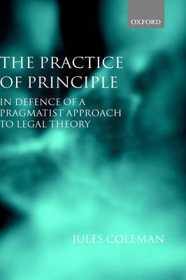 The Practice of Principle by Jules L. Coleman image