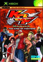 The King of Fighters: Maximum Impact Maniax for Xbox