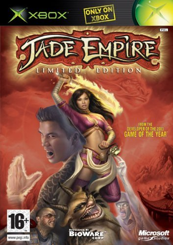 Jade Empire Limited Edition for Xbox