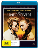 The Unforgiven on Blu-ray