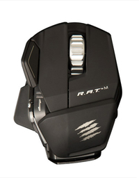Mad Catz RAT M Wireless Gaming Mouse (Matte Black) for