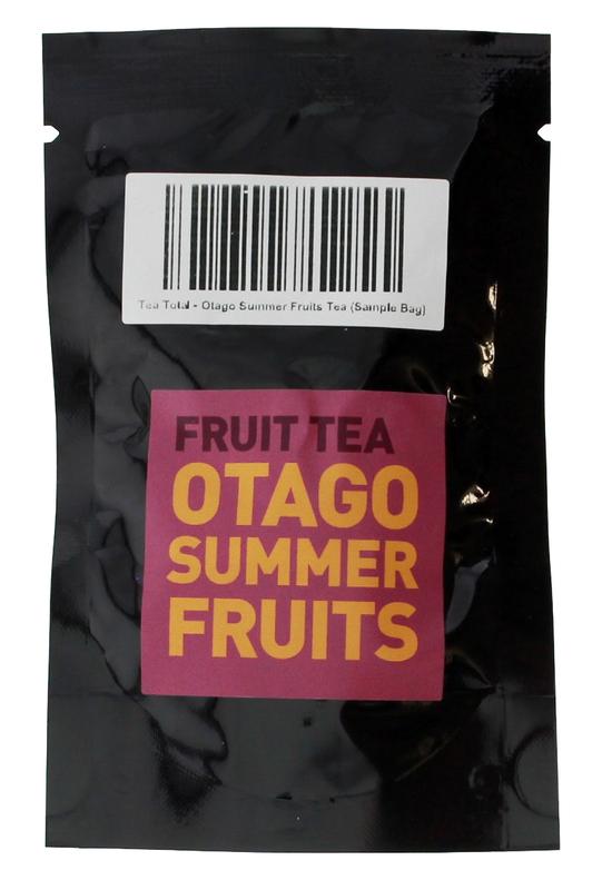 Tea Total - Otago Summer Fruits Tea (Sample Bag)