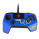 Mad Catz Street Fighter V FightPad Pro (Chun Li Blue) for PS4