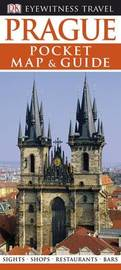 DK Eyewitness Pocket Map and Guide: Prague image