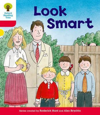 Oxford Reading Tree: Level 4: More Stories C: Look Smart by Roderick Hunt image