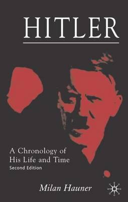 Hitler by Milan Hauner