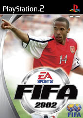 FIFA 2002 for PlayStation 2