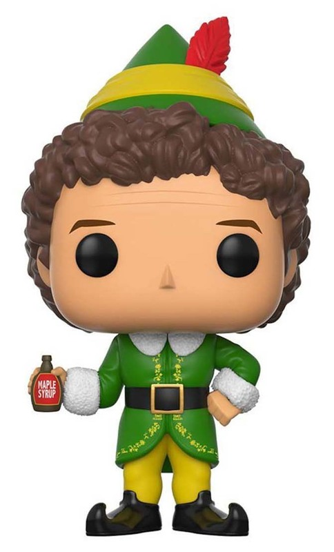 Elf - Buddy Pop! Vinyl Figure (with a chance for a Chase version!)