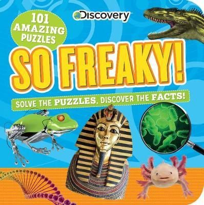 Discovery So Freaky! by Parragon Books Ltd