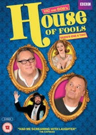 House Of Fools Series 1-2 on DVD