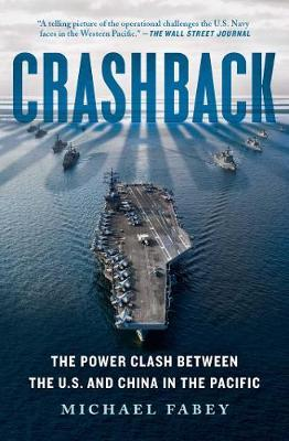 Crashback by Michael Fabey image