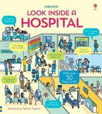 Look Inside a Hospital by Katie Daynes