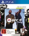 EA Sports UFC 4 for PS4