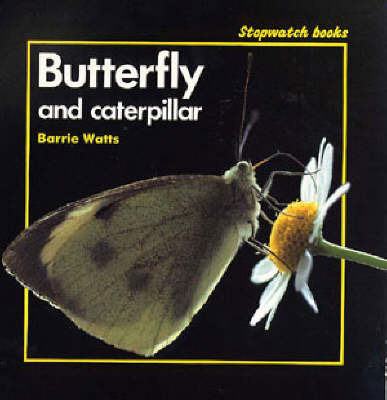 Butterfly and Caterpillar by Barrie Watts image