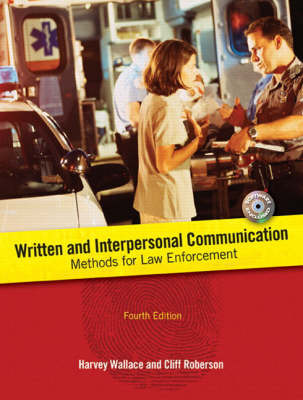 Written and Interpersonal Communication by Harvey Wallace image