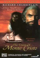 Count of Monte Cristo on DVD