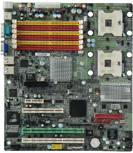 Gigabyte Motherboard Server Dual Xeon Socket 604 GA-9IVDT