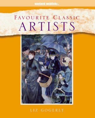 Favourite Classic Artists by Liz Gogerly