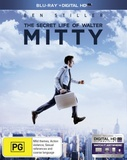 The Secret Life of Walter Mitty on Blu-ray, UV