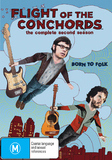 Flight of the Conchords - The Complete Second Season DVD