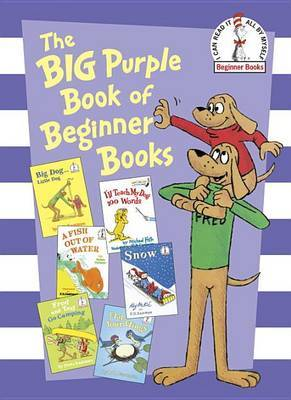 The Big Purple Book of Beginner Books by P.D. Eastman image