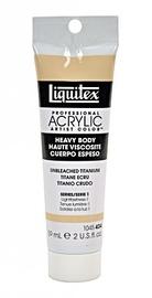 Liquitex: Heavy Body Acrylic - Unbleached Titanium (59ml)