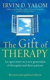 The Gift Of Therapy by Irvin D Yalom image