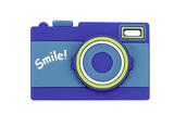 Silli Chews Baby Teether (Smiley Camera)