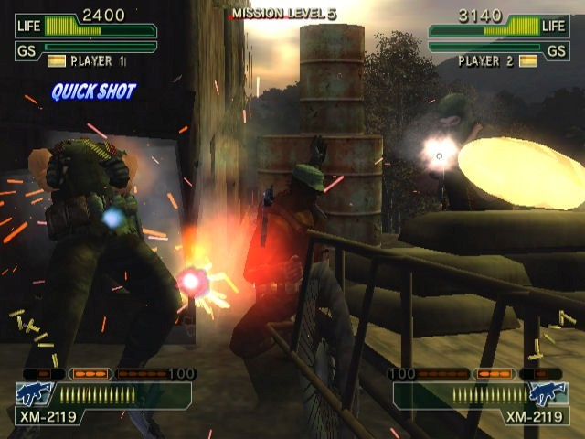 Ghost Squad for Nintendo Wii image