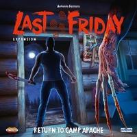 Last Friday: Return to Camp Apache