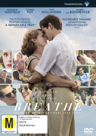 Breathe on DVD