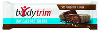 Body Trim: Low Carb Protein Bar - Choc Fudge Crisp 50g