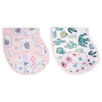 Aden + Anais: Classic Burpy Bib - Trail Blooms (2 Pack)