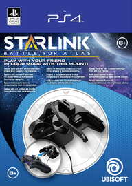 Starlink: Battle for Atlas PS4 Controller Mount for PS4
