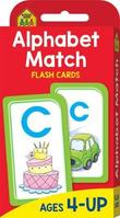 Alphabet Match Flash Cards