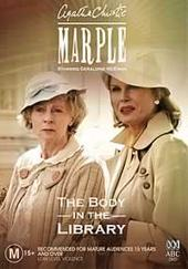 Marple - The Body In The Library on DVD