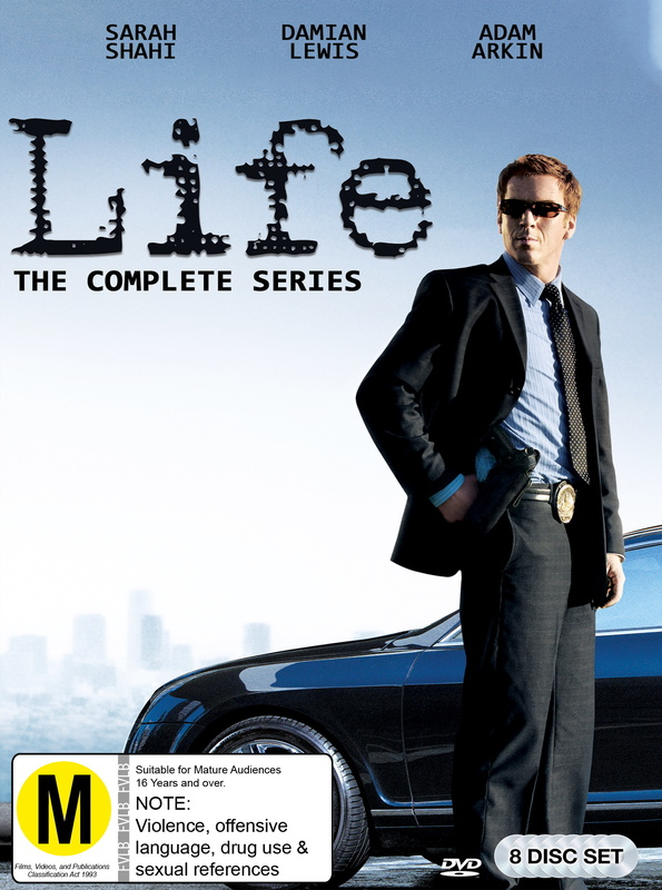 Life: The Complete Series on DVD