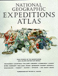"""National Geographic"" Expeditions Atlas by National Geographic Society image"
