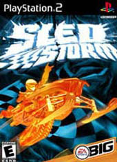 Sled Storm for PlayStation 2