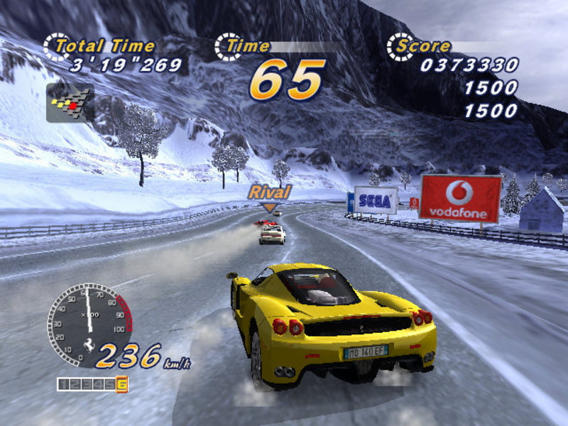 OutRun 2006: Coast 2 Coast for PlayStation 2 image
