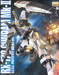 MG 1/100 Gundam Mk-II Ver. 2.0 AEUG - Model Kit