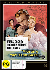 Man of a Thousand Faces on DVD